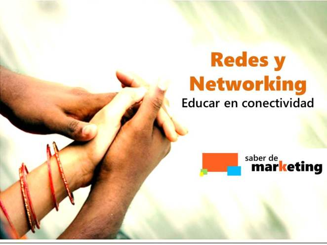 Redes y networking marketing de la conectividad