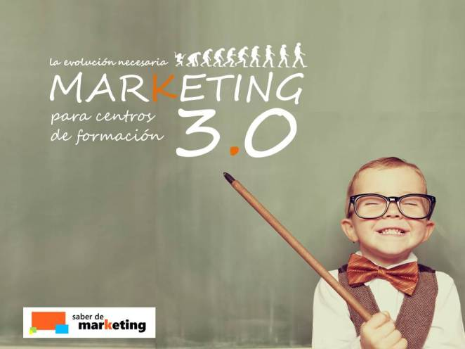 Marketing educativo colegio evolución