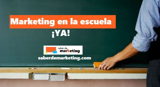 marketing educativo escuela formación