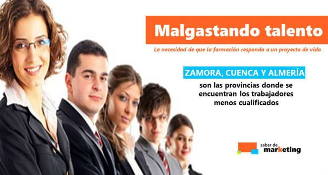capital humano talento España