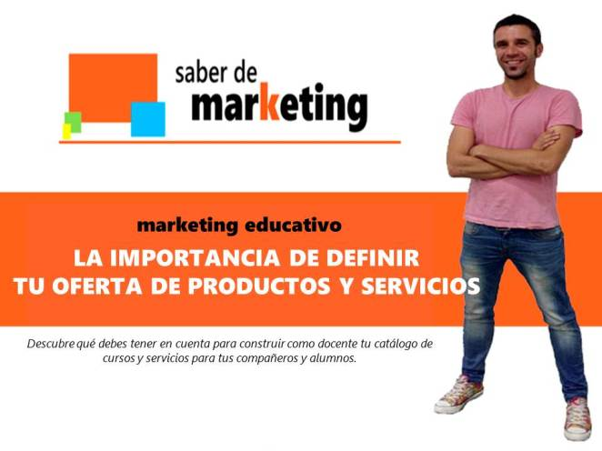 Productos Servicios Marketing Educativo