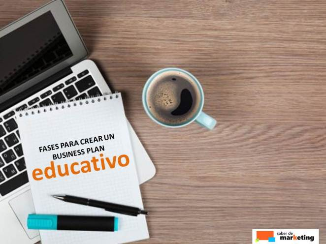 Cómo Crear Business plan educativo Saber Marketing