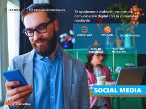 social media marketing educativo